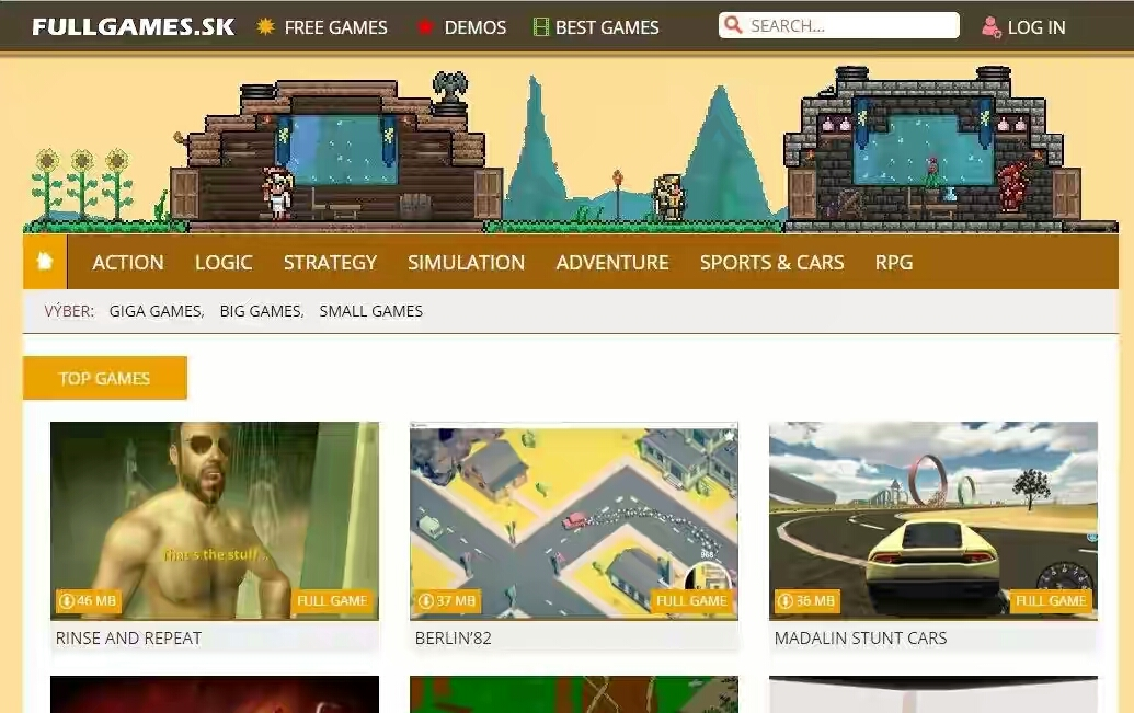 best pc games download site free