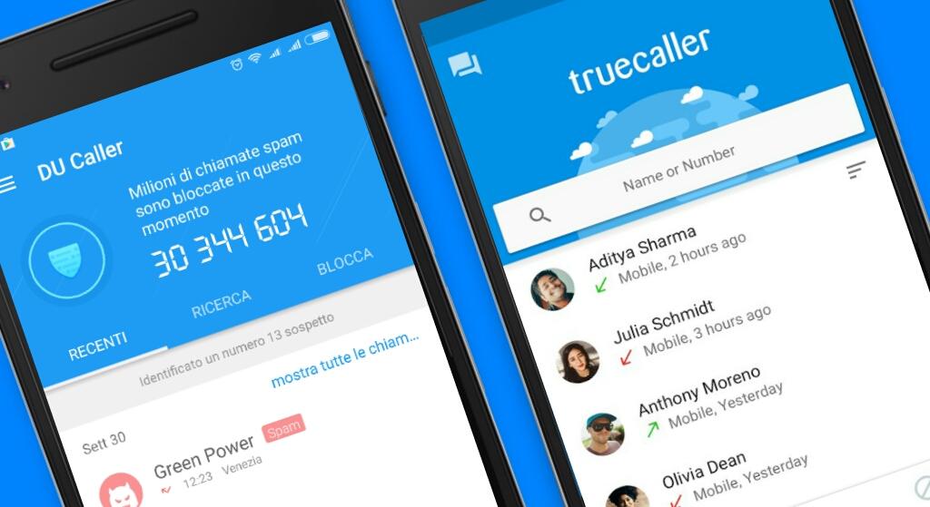 TrueCaller vs. DU Caller Review: Identify and Block Spam Calls On