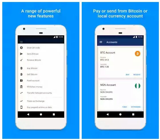 Wallet App Android Test