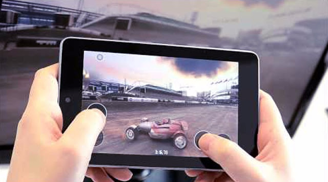 stream PC games on android