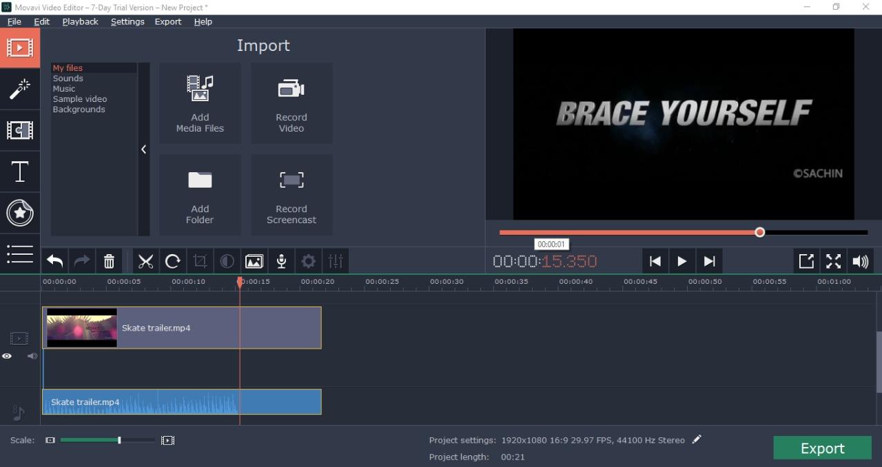add-audio-to-video-using-movavi