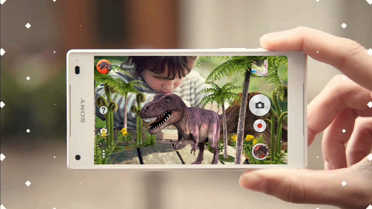 get-ar-effect-and-sony-xperia--apps-on-android