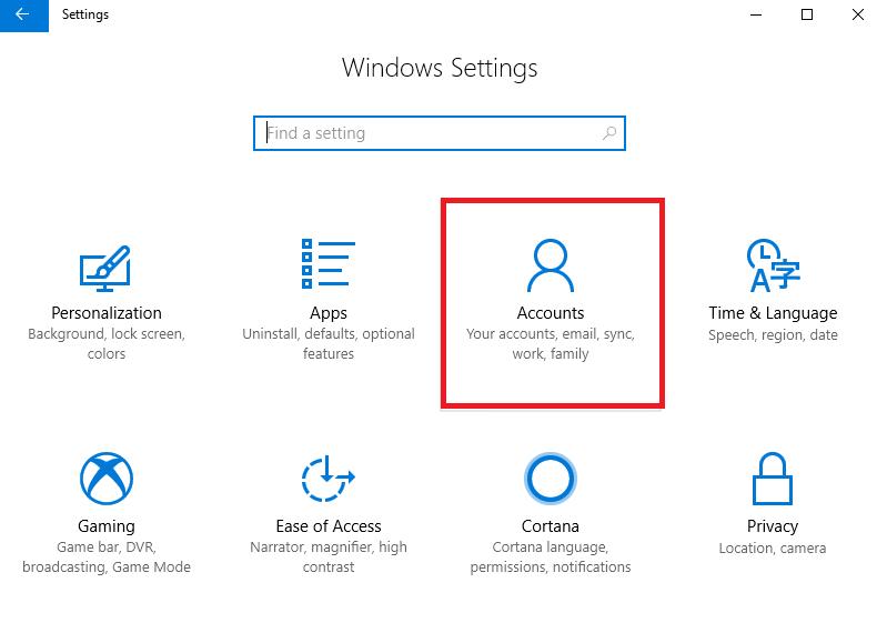 Automatically Lock Windows PC