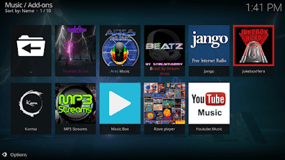 kodi-music-add-ons