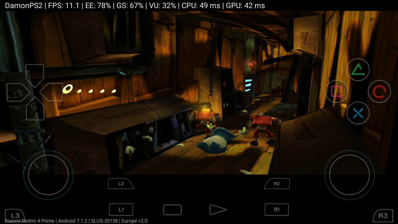 ps2 game emulator for android mobile