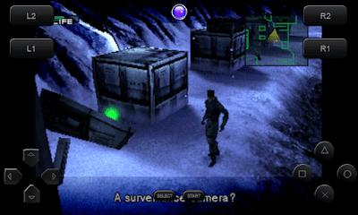 RetroArch-ps1-emulator