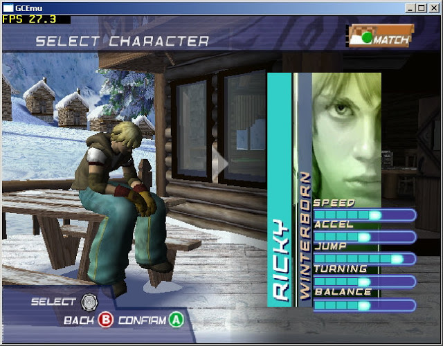 gcemu gamecube emulator