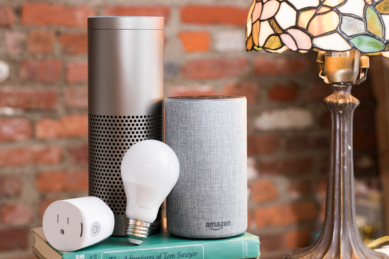 Alexa-supported-smart-device