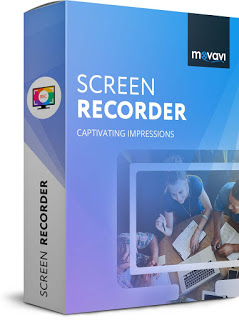 movavi screen recorder product