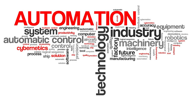 Different phrases related to Automation and automation industry