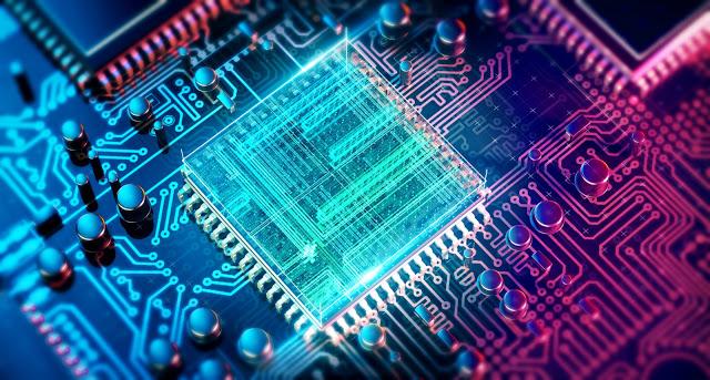quantum computer chipset