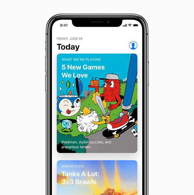 Gaming Apps on the App Store