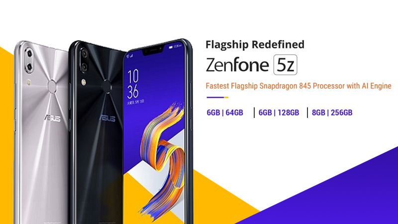 asus zenfone 5z variants and colors