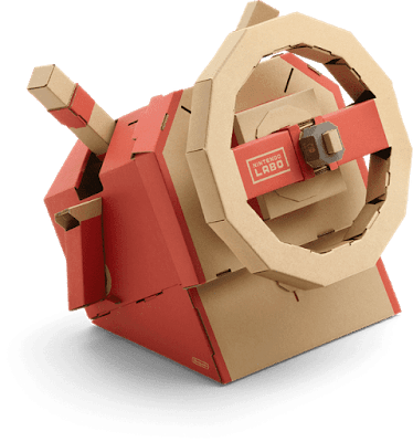 Nintendo Vehicle Labo Kit