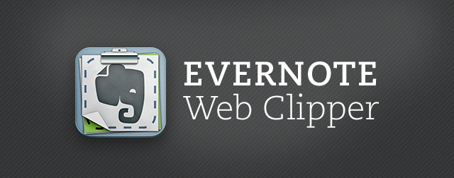 Logo of Evernote Web Clipper