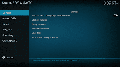 IPTV -links